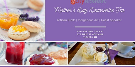 City Women Devonshire Tea Mother's Day Fundraiser tickets