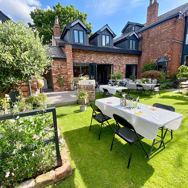 Chef Claire's Boozy Bank Holiday Brunch, Moregeous Mansions image