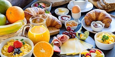 Volunteer Week Breakfast at Dome Warwick tickets