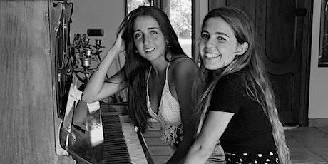Cristina Ledo e Ingrid Jovellar entradas