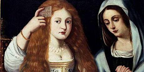 Amoríos, celos e intrigas en la corte de los Austrias (Madrid) entradas