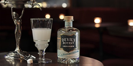 The Origins & Rituals of Absinthe: A Virtual Lecture & Tasting tickets