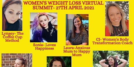 FREE WOMEN'S WEIGHT LOSS VIRTUAL SUMMIT tickets