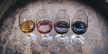 KGX: Wine Tasting Afternoon tickets