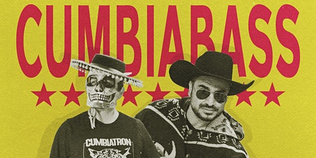 CUMBIA BASS - PATIO PARTY tickets