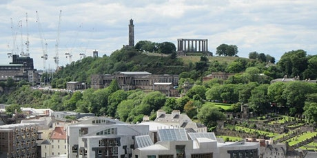 Edinburgh's Calton Hill: People, Spaces and Buildings walking tour tickets