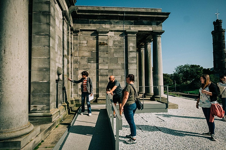 Edinburgh's Calton Hill: People, Spaces and Buildings walking tour image