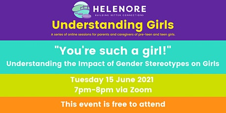"""""""You're such a girl!"""" The Impact of Gender Stereotypes on Girls Tickets"""