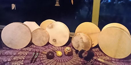 Shamanic Drum circle tickets