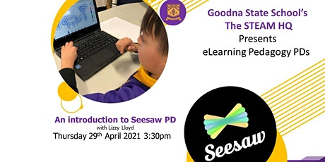 The STEAM HQ Presents An introduction to Seesaw tickets