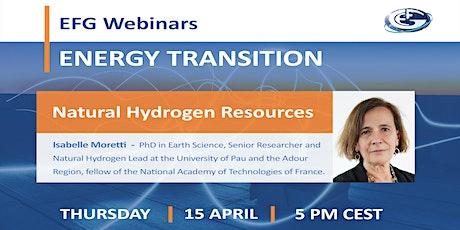 Natural Hydrogen Resources tickets