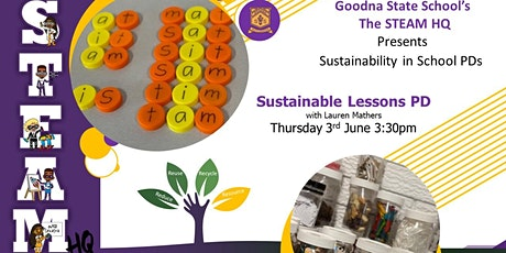 Sustainable Lessons tickets