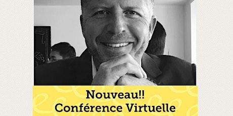 Conférence Zoom - Le Lâcher-prise, la confiance et l'estime 19.95$ billets