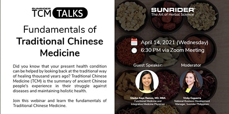 FREE EVENT: Fundamentals of Traditional Chinese Medicine tickets