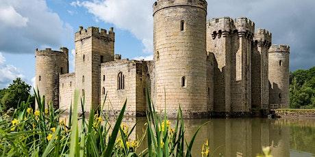 Timed entry to Bodiam Castle (12 Apr - 18 Apr) tickets