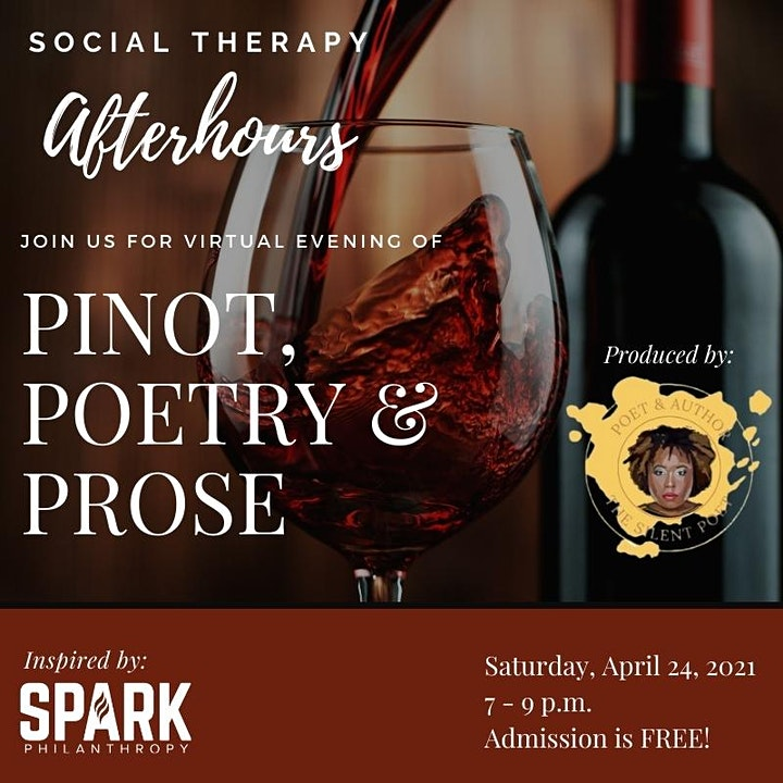 Pinot, Poetry and Prose image