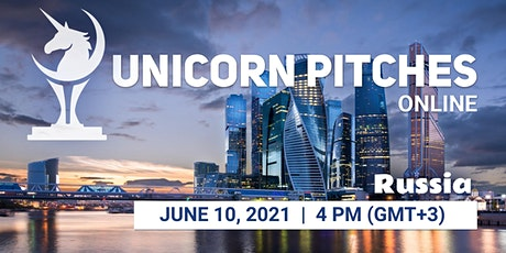 Unicorn Pitches in Russia tickets