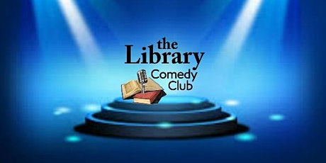 The Library Comedy Club Show tickets