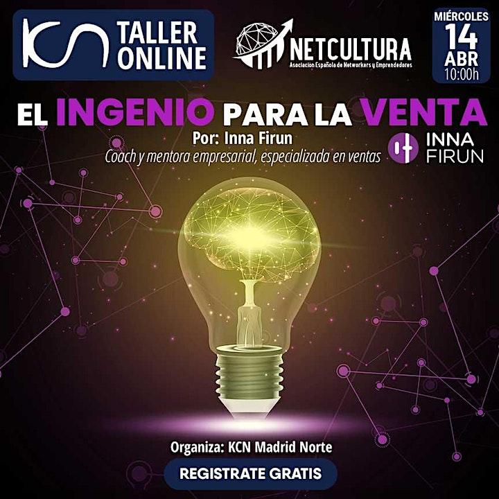 Imagen de Taller Online El Ingenio para la Venta 14Abr