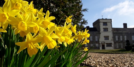 Timed entry to Canons Ashby (12 Apr - 18 Apr) tickets