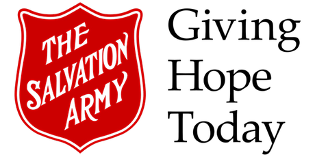 HRM Salvation Army In-Person Services tickets