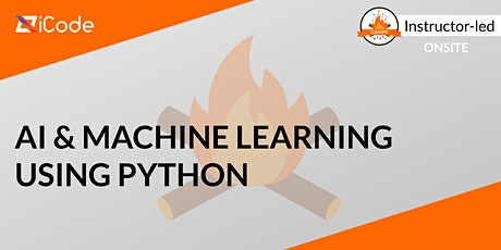 AI & Machine Learning Using Python (Ages 11-18) tickets