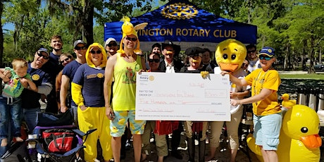 7th Annual Quack-A-Falaya Rubber Duck Race tickets