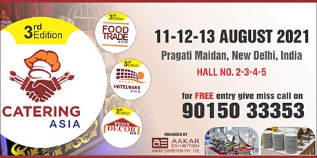 Catering Asia tickets