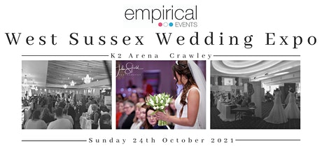 The West Sussex Wedding Expo @ The K2, Crawley tickets