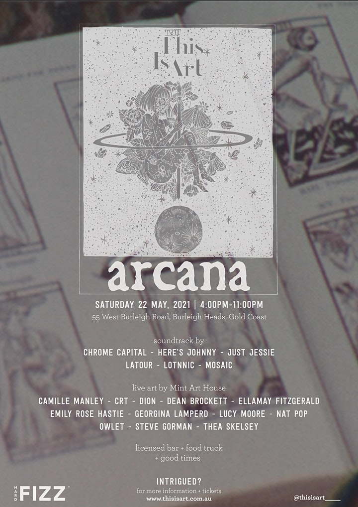 This Is Art presents - ARCANA image