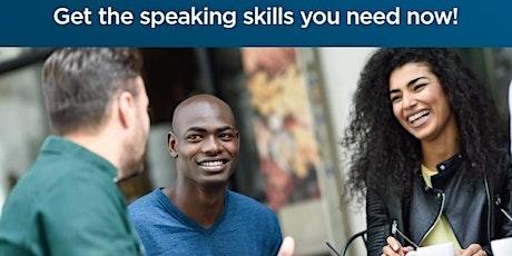 SPEECHCRAFT, Online Workshop Spreken en Presenteren tickets