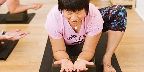 Drop-in: Wednesday Meridian-Based Yin Yoga with Hang tickets