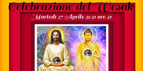 Celebrazione Wesak - evento Zoom tickets