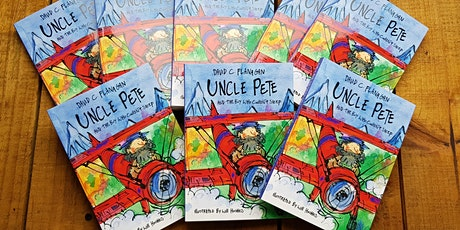 Uncle Pete and the Boy Who Couldn't Sleep - Book Launch Event tickets