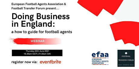 Doing Business in England tickets