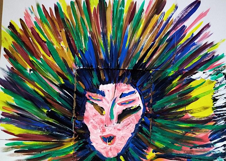 Image pour PEINTURE HUMANISTE Atelier d'Art-Thérapie à Lorient