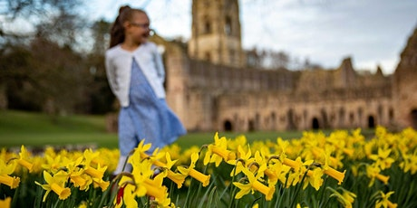 Timed entry to Fountains Abbey & Studley Royal Water Garden (12 Apr-18 Apr) tickets