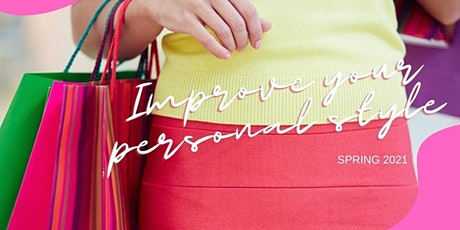 IMPROVE YOUR PERSONAL STYLE tickets