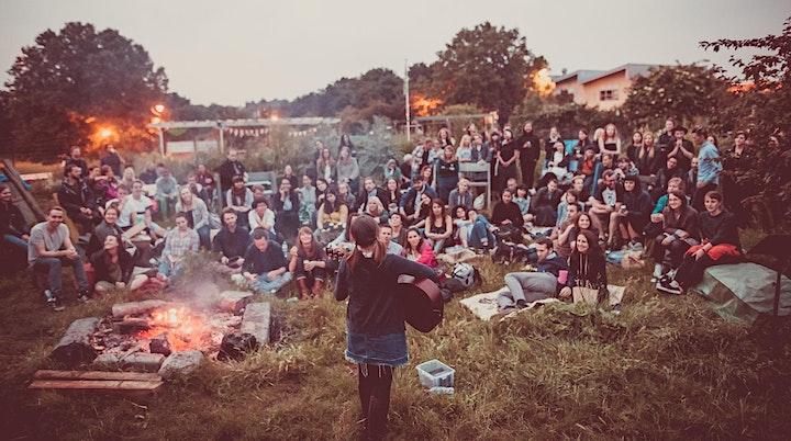 Campfire Club London: Jon Boden image