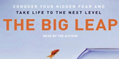 The Big Leap - A book to change your life tickets
