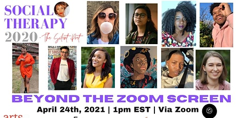 Social Therapy 2020: Beyond The Zoom Screen tickets