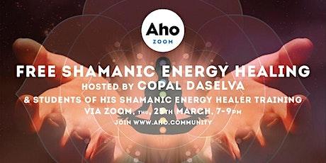 [Test] Free Shaman Healing Energy tickets