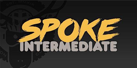April SPOKE club ride 7+  intermediate tickets