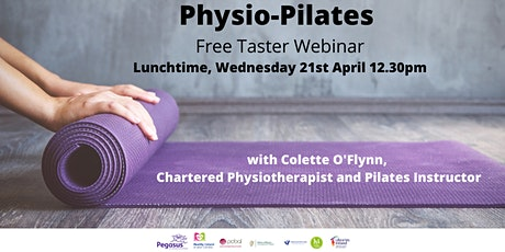 Physio-Pilates Taster tickets