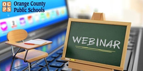 Doing Business with OCPS Monthly Webinar tickets