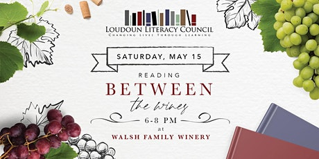 Loudoun Literacy Council's Reading Between the Wines tickets