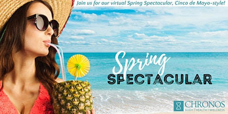 Chronos Virtual Spring Extravaganza tickets