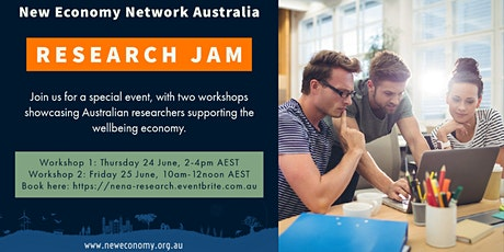 NENA's Research Jam tickets