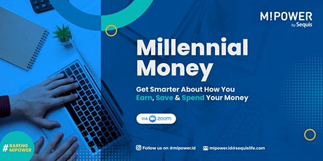 Millennial Money ! Becoming a self-made rich millennial. Tickets
