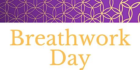 Breathwork Day tickets